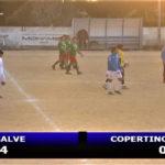 Highlights di FC Salve – Copertino calcio 4-0 .