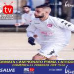 FC Salve vs Futura Monteroni Live ore 15:00