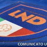 LND le proposte per la conclusione dei campionati