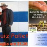 11 luglio ore 21:30 : Brividi d'Estate con Jorge Ruiz Pallet