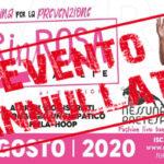 Annullata la Corri in Rosa…Con Sabrina 2020