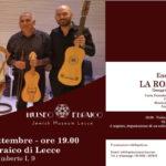 Ensemble Concentus al Museo Ebraico di Lecce