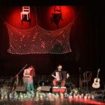 Rachele Andrioli e Rocco Nigro per Posia concert a San Foca (Le)