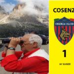 Cosenza-Lecce 1-1. Occasione sprecata? Forse, ma si poteva anche perdere!