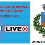 Il consiglio comunale di Monteroni in diretta