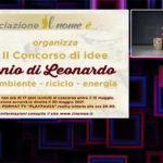 """Daniele Tumini di Osimo è il vincitore del Concorso di Idee """"Il genio di Leonardo"""""""