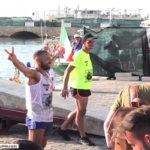 La Cuccagna a Mare 2021 di Gallipoli (Le)