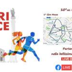 La decima edizione della Corri a Lecce in diretta su Salento Television