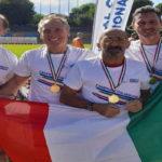 Trionfo salentino nel campionato di staffette a Catania